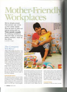03-99 Mother Friendly Workplaces 1