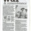 Lifeline Magazine: War & Remembrance