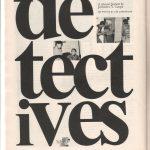 Lifeline Magazine: Real-life Detectives