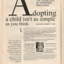 Lifeline Magazine: The Legalities of Adoption Explained