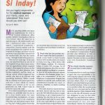 Good Housekeeping Magazine: May Sakit Si Inday!