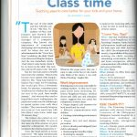 Good Housekeeping Article: Class Time for Yaya
