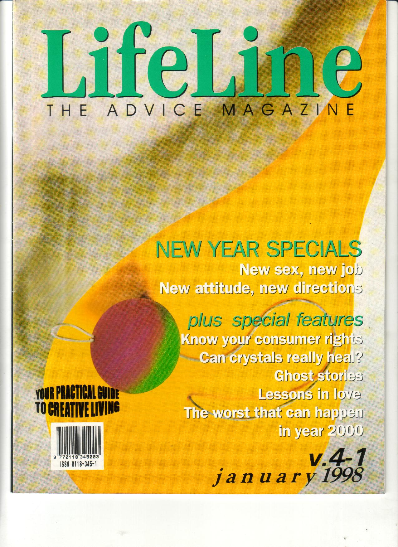 1-98 Lifeline Cover