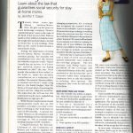 Good Housekeeping Magazine: SSS for Housewives