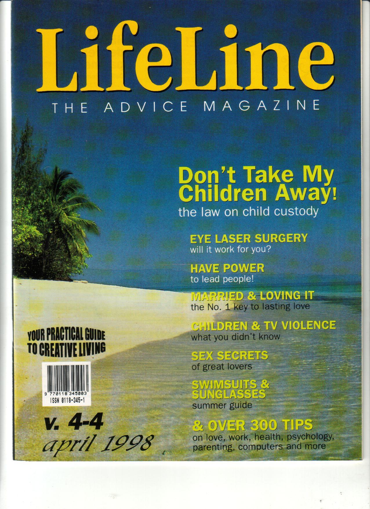 4-98 Lifeline Cover