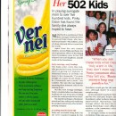 Good Housekeeping Magazine: A Mother & Her 502 Kids
