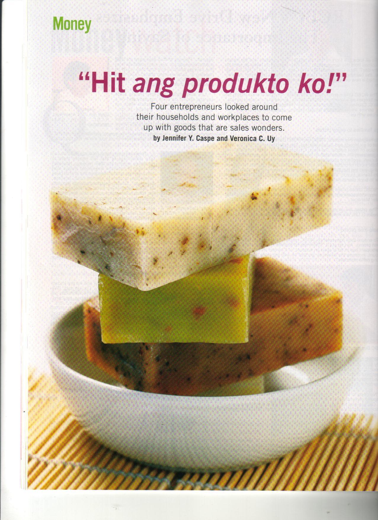 5-05 Hit Ang Produkto Ko 1