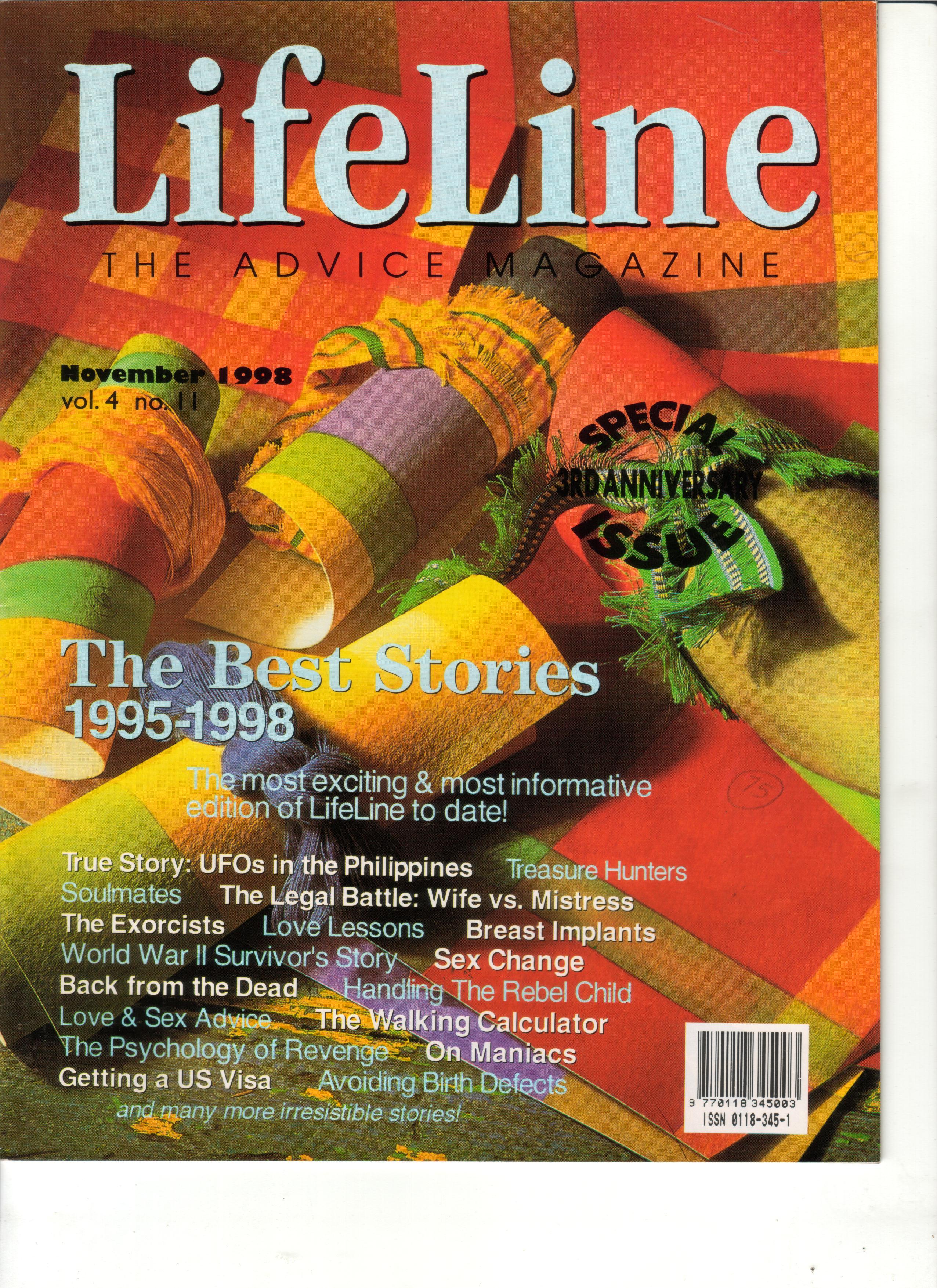 5-98 LIfeline Cover