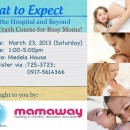 FREE Event for Expectant Moms: What to Expect at the Hospital & Beyond