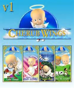 Cherub Wings