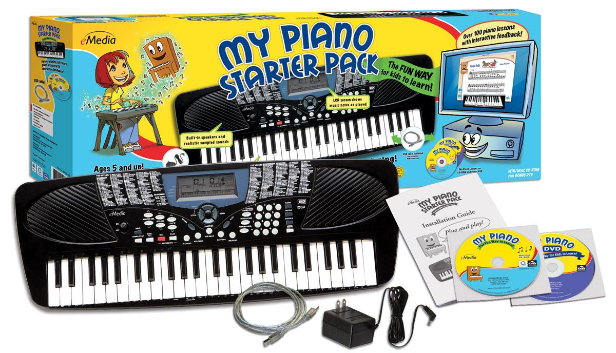 my piano starter