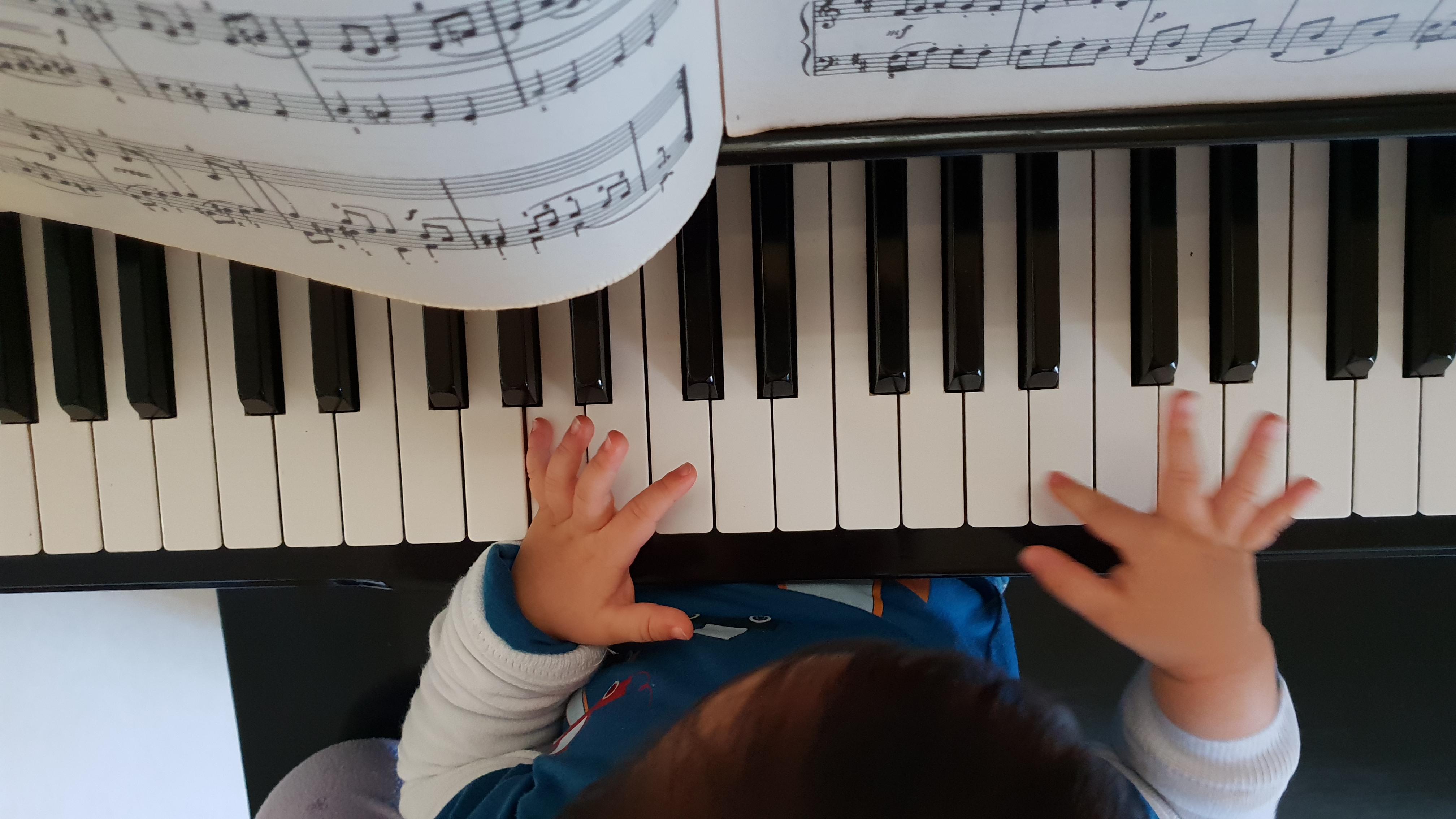 My Little Piano Boy