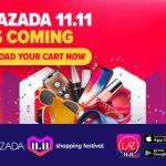 11.11 Lazada Mega Sale