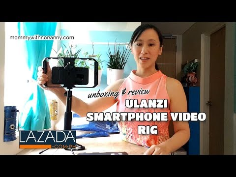 Online Finds: Ulanzi Smartphone Video  Rig