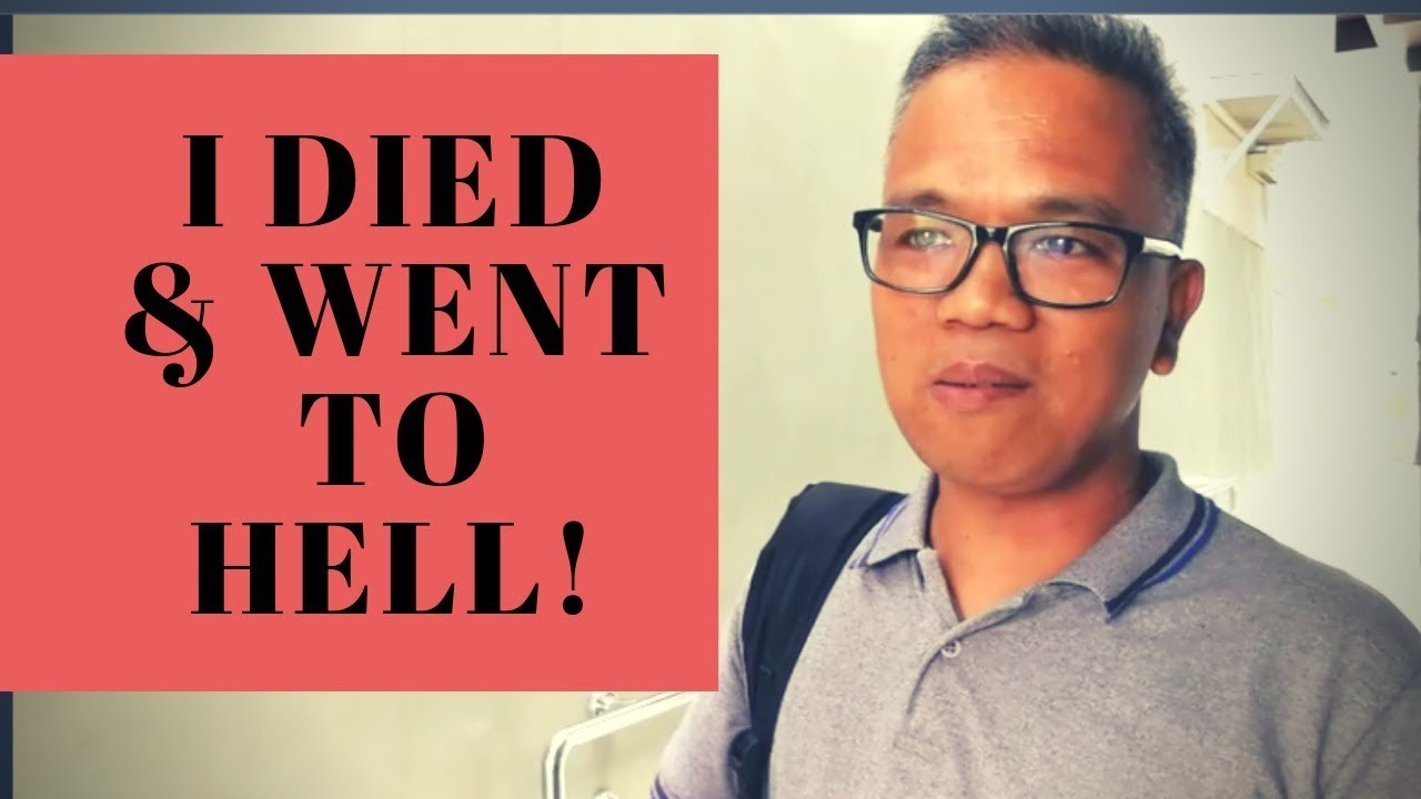 Near-Death Experience: He Went to Hell & Lived to Tell About It