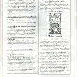 Lifeline Magazine: Toilet Humor