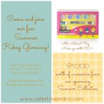 Contest: Celestina & Co.'s Summer Raffle