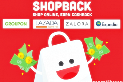Earn Money While Shopping through SHOPBACK!