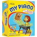 Teach Your Kids to Play Piano Through eMedia Music's My Piano Software