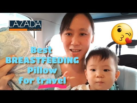 Breastfeeding Pillow For Travel