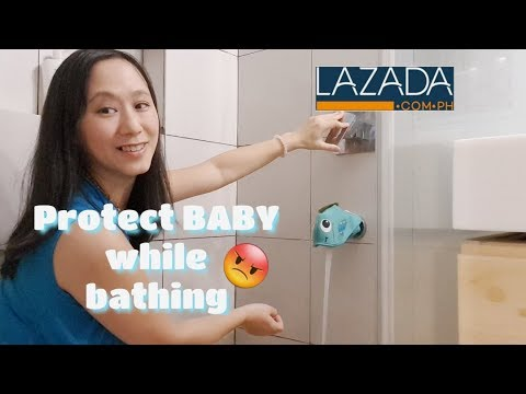 Protect Baby While Bathing