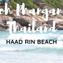 Travelog: A Motobike Adventure in Koh Pangan's Haad Rin Beach, Thailand