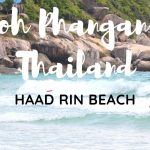 Travelog: A Motobike Adventure in Koh Pangan's Haad Rin Beach, Thailand
