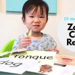 19-month-old Zach Can Read!