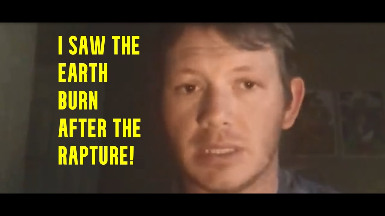 I saw Jesus & the Rapture!  Urgent Message. . .